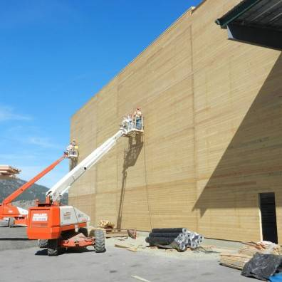 Structurlam Plant Wall Side - 2012