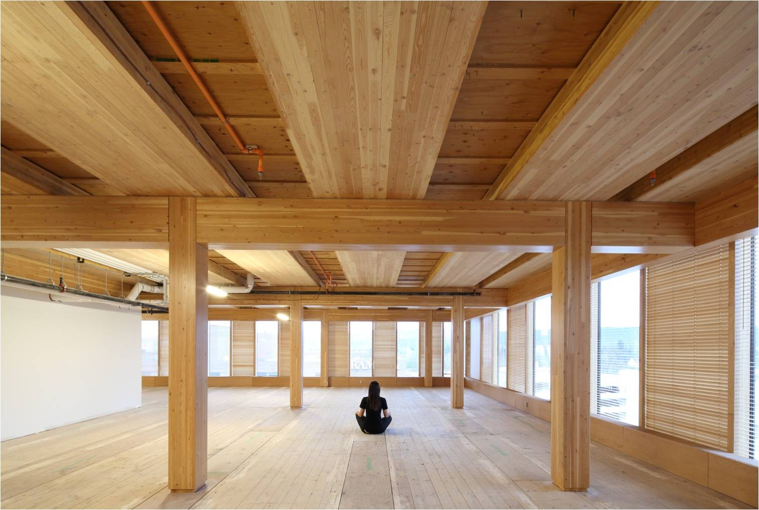 Cross Laminated Timber Clt Panels Crosslam Timber